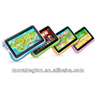 7'' Wi Fi Kids Pad with multi-languageParent control,android kids pad