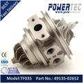 Peças turbo tf035 49135-02652 para mitsubishi l200 2.5 tdi 115hp auto peças turbo mitsubishi
