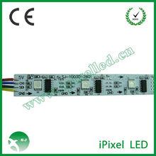 ws2801 offroad led light bar waterproof dc5v addressable