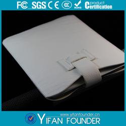 Lightweight pu leather belt clip covers for ipad mini