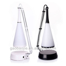 Desktop Triangle Chandelier Usb Flash Drive Light Up Speaker For PC