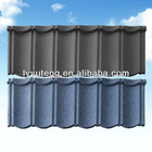 Roofing material /roof panel/stone coated metal roofing tiles prices