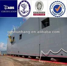 Ultra high pressure marine rubber air lifting bags