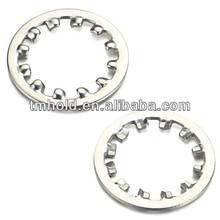 Circlip pin lock washer