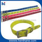 Have a face dog collar TPU safe