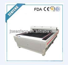 approved CE FDA benders laser cutting machine SF1325