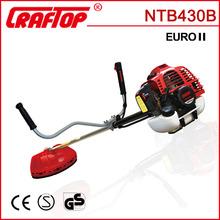 2 stroke 43cc CE EUROII certified grass edge cutter NTB430B