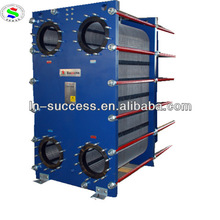 High quality gasketed plate type heat exchanger V100
