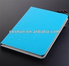 2013 new design Leather Tablet Case for iPad5 ipad air
