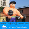 DC13 InflatableMuscle Man Inflatable Advertising Gym Muscle Man
