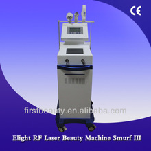 Beauty tattoo removal and skin lift Elight IPL RF ND YAG Laser