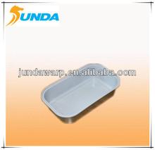 Aluminium foil casserole