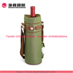 high quality neoprene 1 bottle tote bag