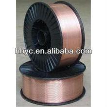 standard copper alloy wire70s-6 DIN SG2 /CO2 GAS shielded welding wire 1.2mm
