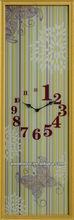 2013 high quality wireless wall clock antique wooden pendulum wall clock talking alarm clock