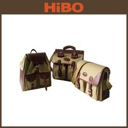 Canvas leather travel shoulder bag for men in China Alibaba