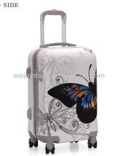 Best selling fancy trolley travel bag with wheels WB-063
