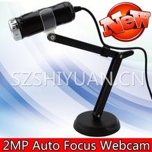2.0 megapixel webcam plug and play web camera picture of a microphone for sale