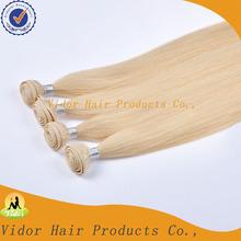 New Fantastic Raw Virgin Unprocessed Blonde Russian Hair