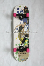 skateboards wholesale skateboard sport skates professional board price (FL-2808P1)