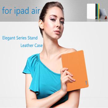 the Rock Elegant Series Stand Flip Case for ipad air/ ipad 5