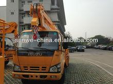 ISUZU Aerial platform truck 14.2M