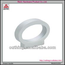 Factory Directly Aluminum Bathroom Cabinet Knob