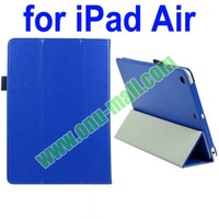 Elegant Design Leather Cover Case for iPad 5 Smart Cover