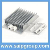 Aluminium Semiconductor heater oil filled radiator& oil filled radiator with double heating plate