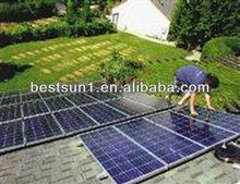 Bestsun high quality 5092w solar air and fresh system
