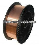standard copper alloy wire70s-6 DIN SG2 /CO2 GAS shielded welding wire 0.9mm