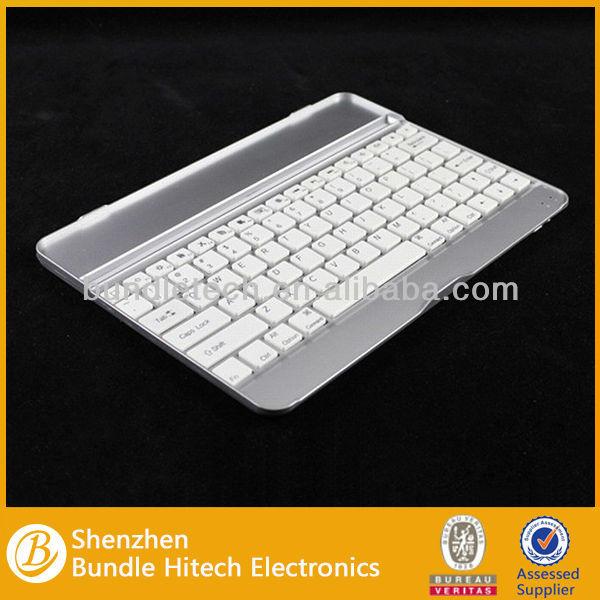 Metal Aluminum Case Wireless Bluetooth Keyboard for Apple Ipad Air iPad 5