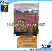 """2013 hot product tft 1.77"""" lcd display 128*(RGB)*160 tft lcd touch screen"""