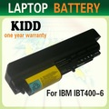 Bateria do portátil para ibm lenovo thinkpad r61 t400 series( 14- polegada de largura)