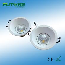 Aluminum Cover New Designed 12W COB LED Downlight , Ceiling Light