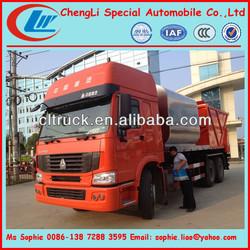 microsurfacing truck,asphalt tank truck,asphalt distributot truck