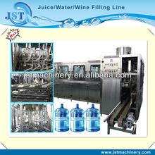 5gallon jar mineral water filling machine
