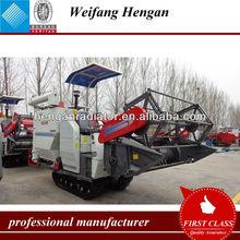 Rice harvesting equipment/rice cutting harvesting machine/rice reaper harvest machine