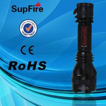 Supfire Y8 led bulb maglite torch manufacturer