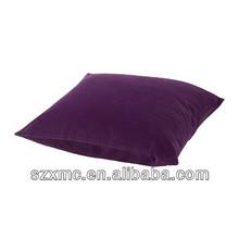 Sublimation printing throw pillow plain natural cushion dakimakura pillow design