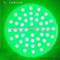 rgb led de atracciones temáticos de luz de iluminación de luz turbo