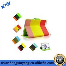 book leather case for ipad mini ,for ipad mini book leather cover