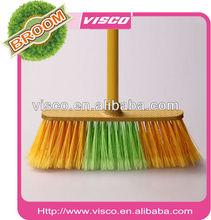 Visco broom,wooden handle for broom,wooden handle broom