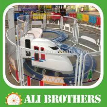 HOT!!!Excting model design indoor&outdoor mini children electric mini track train