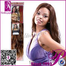 Top Grade 5a Remy Virgin Loose Wave Indian Hair Tress