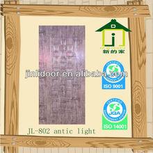 MDF/HDF 4mm Melamine Molded rubber door seals