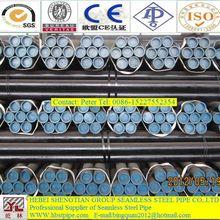 ANSI B36.10 API 5L Gr.B PSL1 seamless carbon steel line pipe