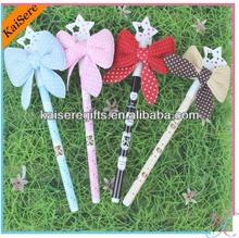 2013Hot selling Eco-friendly cartoon ballpoint pen