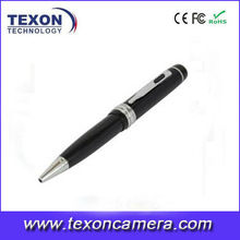 Mini DV Pen Camera USB Pen DVR Wireless Hidden Camera Pen with DVR TE-650HD