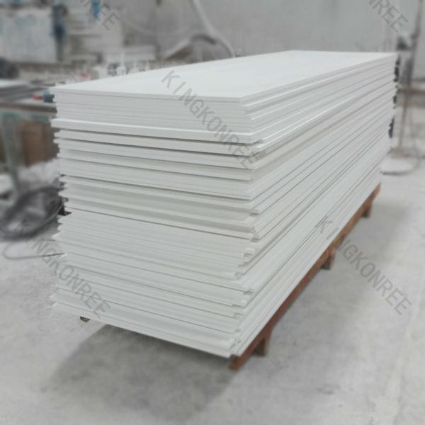 Handige Indeling Badkamer ~ Hoge dichtheid acryl stevige oppervlakte polymeer steen vellen